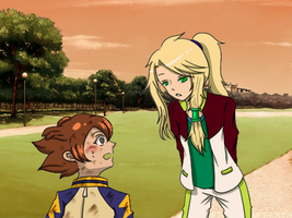 What are you doing,Tenma? by Inouye-Beniko