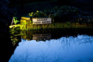 Danger Deep Water by HMSpeedFreek