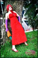 Jessica Rabbit Carrot Dreams by cosplayculture