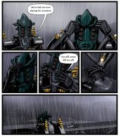 Unwelcome Emissary Page 24 by CarpeChaos