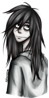 Jeff The Killer| Not amused by NekoXemi