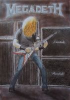 Dave Mustaine by Jak4EVER