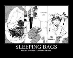 Yakumo Demotivational by gubongee