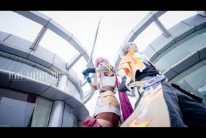 Final Fantasy XIII by josephlowphotography