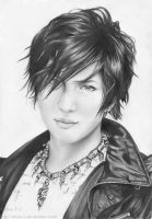 Gackt by Misa--x