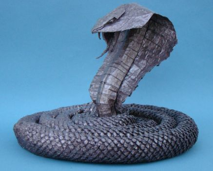 King Cobra by manilafolder