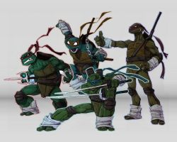 NINJA TURTLES by cheetor182