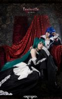 Cantarella_motionless by Phoenixiaoio