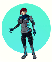 SMILE_new_armour_01 by 001-JeSter-100