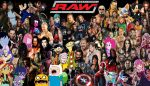 Raw Roster Complete by markellbarnes360