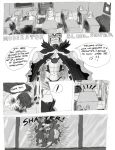 TWD Forum Comic New Threads Pt1 Page 3 by UzumakiIchigoY2K