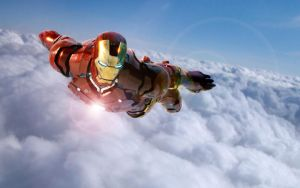 wallpaper: iron man by JeremyShane