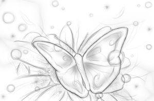 Butterfly's Sleep by Cairy