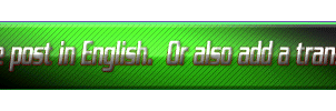 Sig Banner (green) for my VC Sig's by mTnHJ