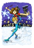 Blades of Glory by AuntyRichie