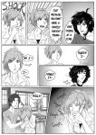 The Mists (page 36) (read right to left) by AlexandeNight