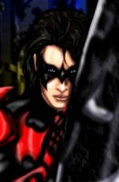 Injustice Nightwing by IroM92F