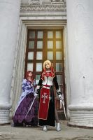Trinity blood# by GuderianRei