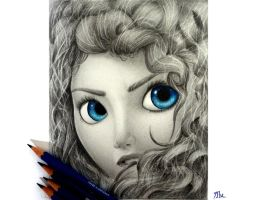 Merida by 8Bpencil