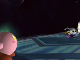 MetaKnight's Plan or Mistake by Guilrel