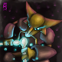 Alakazam by alpin-j
