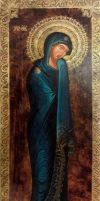 the Virgin (katafigi) by GalleryZograf