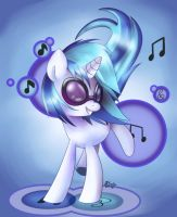 Blue Rave Sound by Solar-Slash