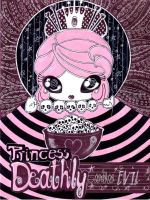 Princess Deathly by saintelle