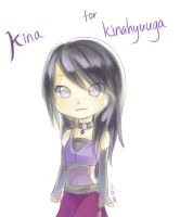 Commission-Kina by christon-clivef
