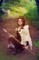 Ygritte. Game Of Thrones by inSOLense