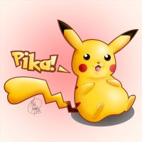 Pika Girl by HavocGirl