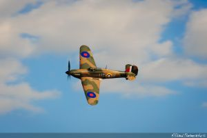 Hawker Hurricane by Auraomega
