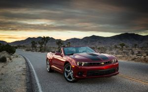 2015 Chevrolet Camaro SS Convertible by ThexRealxBanks