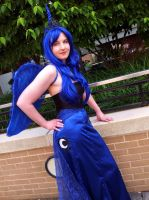 Princess Luna: MLP Cosplay 4 by EternalZarya