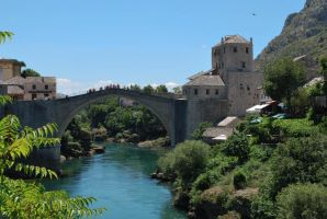 Stari Most -  Mostar by ReneHaan