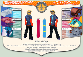BFOI Elliot McCoy by Madkazer