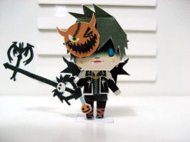 Template_Sora Halloween Town ver by smilerobinson