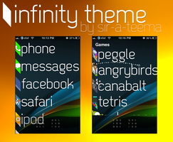 Infinity Theme by Sir-a-teema