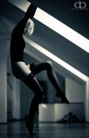 Hanging Girl by Dapicture