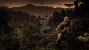 Lost Everything - King Kong by chrbet