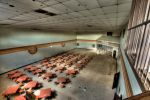 Abandoned Prison Cafeteria by 5isalive