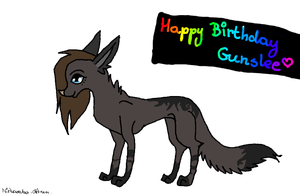-HB: Gunslee- by Nirkowata