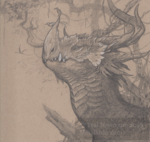 Smaugust 5 by thedancingemu