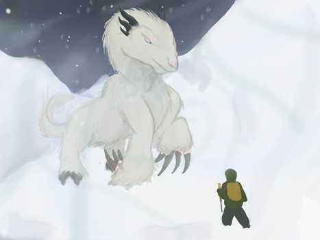 Winters coming by TheHackingRotom