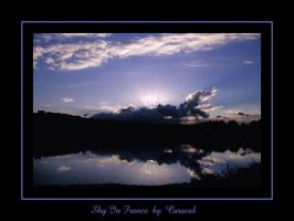 Sky In France by caracal