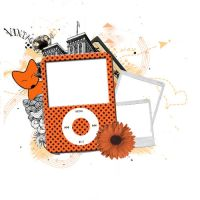 texture_ipod_orange by cyruscrazystyle