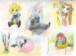 Happy Easter by Caligatio-Umbra