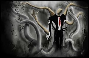 Slenderman by KxG-WitcheR