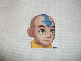 Aang by 1sthalloweenprincess