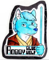 Robby Badge by dragonmelde